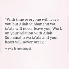 💧Allah (SWT) will never leave you insha'Allah 🔹 🔹 🔹 🔹 🔹 🔹 🔹 🔹 🔹 🔹 🔹 🔹 🔹 🔹 🔹 🔹 💧#Allah #God #Islam #Astagfirullah #Alhumdulillah #Muslim #Muslims #Muslimah #reminder
