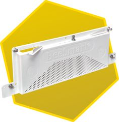 The Ultimate Universal IPM Robbing Screen from Bee Smart Designs© is designed for ease of use, practicality and it works great with the Ultimate Bottom Board.