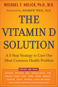 Recently attended an eye-opening lecture by Dr. Holick.  Find out why everyone (even infants) should be taking vitamin D.