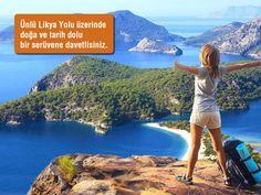 Işık Ülkesi Likya'ya gidiyoruz! Akdeniz ve Ege'nin birleştiği noktada doğa ve tarih dolu bu geziye katılmak için tıkla.
