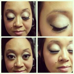 #bride #makeup by @Kristin Foreman