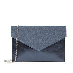 Bolso de fiesta ELEGANCE Azul – miMaO ShopOnline