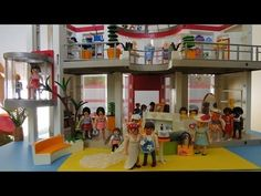 Playmobil Apple Store Play Set from ThinkGeek - YouTube