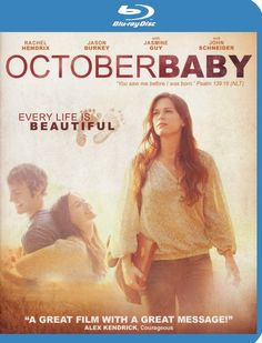 October Baby - Christian Movie/Film on Blu-ray. http://www.christianfilmdatabase.com/review/october-baby/