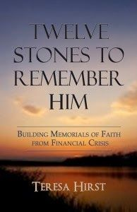 The sub-title of this book is 'building memorials of faith from financial crisis.'  And WOW! What helps this book gives...   Even if the onl...