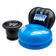A wrestling ring bed? No one would sleep..just play :P | My Dream ...