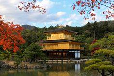 Pavillon d'Or à Kyoto | © Aurélie Morin