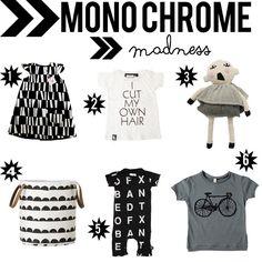 Spring Trend: Monochrome