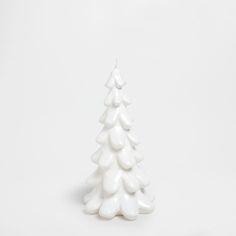 VELA BLANCA ABETO - Decoración - Navidad | Zara Home España