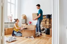 On the move: a stress-free guide to moving house