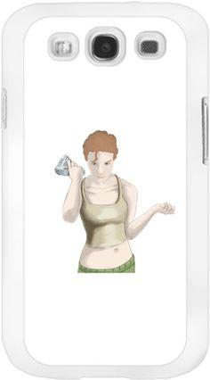 tehlikeli kız Kendin Tasarla - Samsung Galaxy S3 Kılıfları
