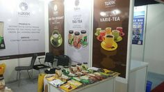 The #packaging was a #hit, so was their participation! This was Tweak's maiden #Tea & #Coffee exhibition and we are #proud to deliver the elegance for their #first impression. We conceptualized and designed their #invitation, #stall & the leave-behinds!