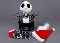 The Most Ludicrous DVD/Blu-ray Box Sets Ever   Tim Burtons The Nightmare Before Christmas Jack Skellington Collectors Bust (DVD and Digital Copy)