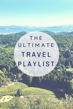 I teamed up with some fellow travel bloggers to create the ultimate travel playlist!