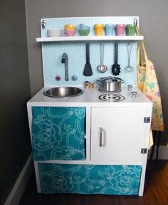 Sophie's Play Kitchen
