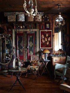 Greg Irvine's South Melbourne home
