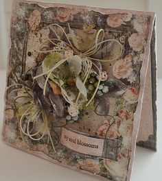 Tattered Treasures: Craft Hoarders Anonymous Blog Hop
