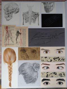 Gcse art sketchbook, art и a level art. Smash Book, Student Art Guide, Kunst Portfolio, Advanced Higher Art, Gcse Art Sketchbook, Sketchbook Inspiration, Sketchbook Ideas, Collage, Ap Art