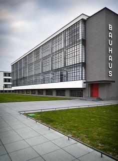 Hell yeah, Bauhaus!