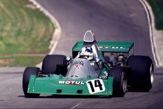 1974 Jean Pierre Beltoise (BRM P201)