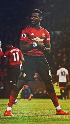 Paul Pogba gwiazdą Manchesteru United Paul Pogba is the star of Manchester United Paul Pogba Manchester United, Manchester United Wallpaper, Manchester United Players, Lionel Messi, Cr7 Messi, Ronaldo Football, Sports Football, Football Memes, Football Icon