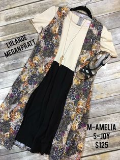 Amelia outfits for Sale!! Love Lularoe for spring!! Beautiful dresses just in!!