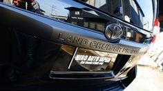 Landcruiser PRADO 150 , Black custom .