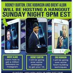 Register Now... Lets Make Making Money Great Again  Who----->Myself Eric Robinson and Brent Albin  Time---->This Sunday Night at 9 pm EST  Where----> http://ift.tt/2jCdFy9  What------> We will be pulling out all the stops to give you guys some of the latest info on .How to build effective capture pages .Instagram campaigns .How to start an effective IG page .Team Building Skills .How to get your 10 asap .Youtube Tips . FB. Tips .ABC's and 123's of Marketing . Q and A for Divvee  By the time…