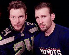 I love them both, and I love both teams!!!!!!!!