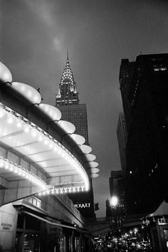 Grand Central And Chrysler Building 3