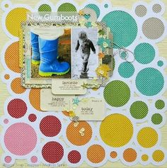 Layout Tutorial with Melinda Spinks - Bean Talk