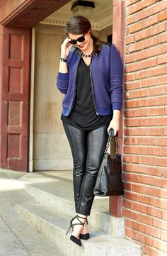 Halogen® Top and Jacket & NYDJ Pants   Nordstrom - got the pants, can't wait to wear them