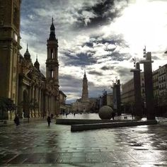 Zaragoza 2014. Foto de Raúl Jesús Remartinez