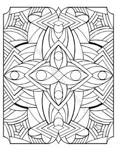 Coloring Page Present by BrokenCrayonWorks on Etsy