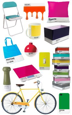 pantone items -  want them all!