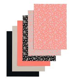 HEMA 6er-Pack selbstklebendes Papier – online – immer überraschend niedrige Preise!