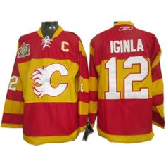 Calgary Flames Outdoor Classic jersey. One of my all-time faves. Nhl Boston 3ab934bf9