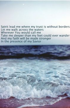 Oceans - Hillsong United - hope to catch their summer tour