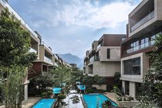 Gallery - Lianjiang Butterfly Bay / NEXT architects - 1