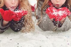 best friends wanna take this pic! If it ever snows… | best stuff