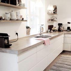 H e l l e @hellebachhansen Kitchen part II #...Instagram photo | Websta (Webstagram)