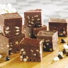 This is the white chocolate lovers' equivalent to heaven. Creamy sweet fudge with pecans. Serve it alongside traditional chocolate fudge for a beautiful presentation. Homemade Food Gifts, Homemade Candies, Fudge Recipes, Candy Recipes, Christmas Recipes, Alcohol Recipes, Holiday Recipes, Cream And Fudge, Irish Cream Fudge Recipe