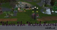 Where The Witch Lives for sims 4 - Sims 4 Updates -♦- Sims 4 Finds & Sims 4 Must Haves -♦-
