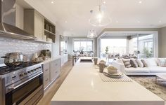 Avalon - Simonds Homes #interiordesign #kitchen