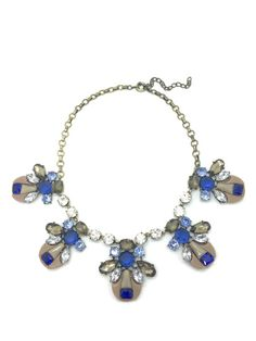 Coffee Statement Necklace