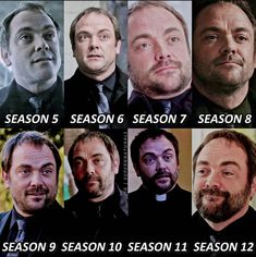 Mark Sheppard, Crowley, Comedy, Wicked, Fictional Characters, Comedy Theater, Fantasy Characters, Comedy Movies