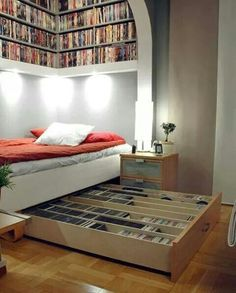 Dream book room 8)