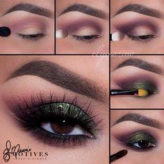 Love these helpful dark eye makeup Pic# 8263 Makeup Inspo, Makeup Inspiration, Makeup Tips, Hair Makeup, Glowy Makeup, Makeup Products, Makeup Ideas, Beauty Makeup, Beautiful Eye Makeup