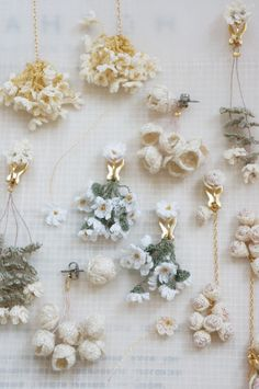 Crochet Jewelry Necklace Bijoux Ideas - Crochet Jewelry Necklace Bijoux Ideas Best Picture For silver jewelry For Your Taste You are - Crochet Jewelry Patterns, Crochet Flower Patterns, Lace Patterns, Crochet Accessories, Crochet Ideas, Crochet Puff Flower, Crochet Flower Tutorial, Crochet Flowers, Crochet Lace