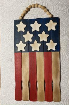 4th July Crafts, Fourth Of July Decor, 4th Of July Decorations, July 4th, Americana Crafts, Patriotic Crafts, Country Crafts, Summer Crafts, Holiday Crafts